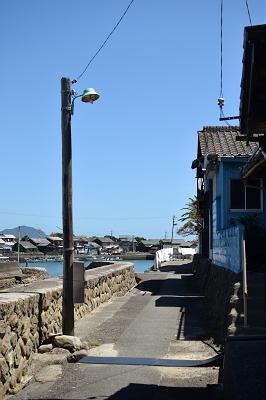 徳島県牟岐町の出羽島(重伝建地区)