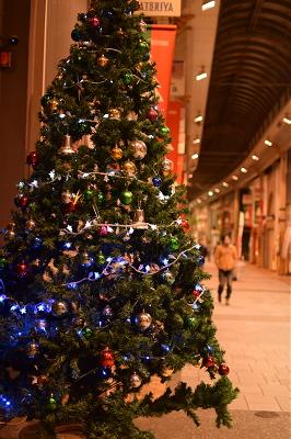 津山市のクリスマス(2017)